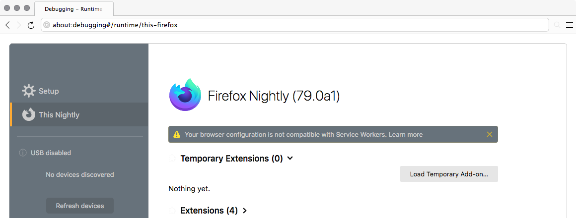 How to make Firefox elegant with themes on Mac OS X